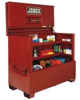 "Jobox 1-682990 Jobox Site Vault Piano Box 60"" X 31"" X 50"""