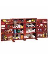 Jobox 1-693990 Extra-Heavy Duty Bin Cabinet