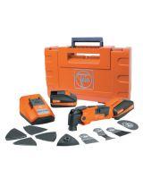 Fein AFMM18QSL Multimaster 18V Multi-Tool W/Hard Case  Acc.Kit