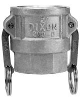Dixon Valve 200-D-AL Coupler