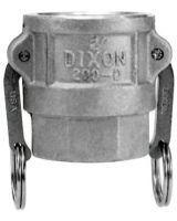 Dixon Valve 100-D-AL Coupler (1 EA)