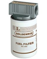 Goldenrod 595 56606 10 Micron Fuel Filter W/Top Cap