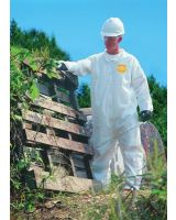 Dupont 251-Ng120S-L Proshield Nexgen Coverall Zip Ft Large (1 CA)