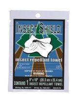 Scrubs 253-91401 Insect Sheild Insect Repellant Towel 1/Package (Qty: 1)