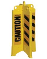 Eagle Mfg 258-1820Caution 00235 Yellow Jacket Barricade Yellow W/Caution S (Qty: 1)
