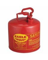 Eagle Mfg UI-50-S 5 Gal Safety Can Ul & Fmapproved-
