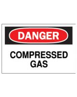 Brady 22321 Chemical And Hazardous Materials Sign
