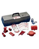 Brady 262-65289 Lockout Tool Box W/Components (1 KIT)