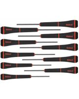 "Eklind Tool 92300 10Pc Hex .028-5/32"" Screwdriver Set"