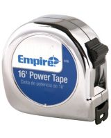 "Empire Level 616 3/4""X16' Power Tape"