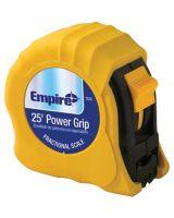 "Empire Level 7526 1""X25' Yellow Power Griptape Measure"