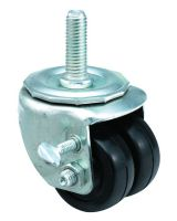 E.R. Wagner 1F5902709T08110 2X13/16 Low Profile 10 Post Swivel Caster