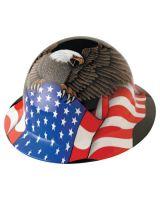 Fibre-Metal E1RW00A006 Hat- Spirit Of Americathermoplastic