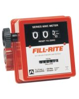 "Fill-Rite 807C 3/4""In-Line Flow Meter"