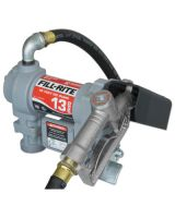 "Fill-Rite SD1202G 12V Dc Pump  3/4""X10' Hose  3/4"" Manual Nozzle"