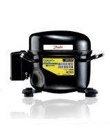 Danfoss FF8.5GX-1 Recip. Compressor, R-134a, 662 BTU,  115-1-60, LBP/MBP/HBP