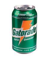 Gatorade 308-00901 11.6 Oz.Can Lemon-Lime Drink (Qty: 1)