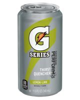 Gatorade 00901 11.6 Oz.Can Lemon-Lime Drink (24 CN)