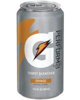 Gatorade 308-00902 11.6 Oz.Can Orange Drink (Qty: 1)