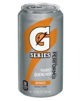 Gatorade 00902 11.6 Oz.Can Orange Drink (24 CN)
