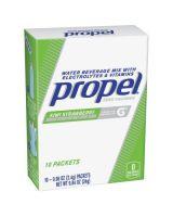 Gatorade 01088 Propel Pwd Electrolyte Ki/Stbry 16.9Oz 120Ea/Ca