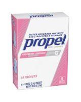 Gatorade 308-01089 Propel Pwd Electrolyte Rasp/Lem 16.9Oz 120Ea/Ca (Qty: 1)