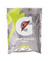 Gatorade 03956 1 Gal Lemon Lime Powderdrink Mix 40/Cs (40 EA)