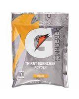Gatorade 03957 1 Gal Orange Powder Drink Mix 40/Cs (40 EA)