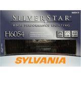 Sylvania H6054 SilverStar (Qty: 1)