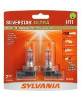 Sylvania H11 SilverStar ULTRA (Qty: 1)