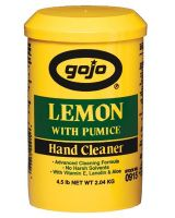 Gojo 0915-06 4-1/2Lb Hand Cleaner W/Pumice Creme-Type (1 CAN)