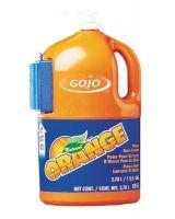 Gojo 0955-04 1-Gal W/Pump Natural Orange Lotion W/Pumice Hand (1 BTL)