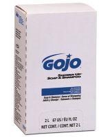 Gojo 315-7230-04 Pro 2000 Pink Shower Upsoap & Sham (Qty: 4)