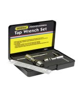 General Tools 165 Ratcheting Tap Wrench Set