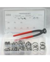 Oetiker 320-18500060 Stepless Ear Clamp Kit (1 EA)