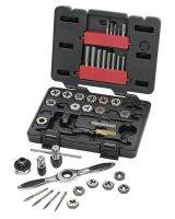 Gearwrench 3885 40Pc Sae Tap & Die Set