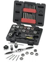 Gearwrench 3886 40Pc Metric Tap & Die Set