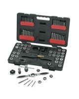 Gearwrench 3887 75Pc Combo Tap & Die Set