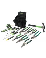 Greenlee 0159-12 Journeyman'S Tool Kit