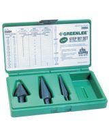 Greenlee 35884 Step Bit Kit 1-3-13