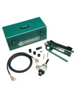 Greenlee 7610SB 07174 Hyd Punch Driver Kit