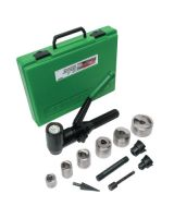 Greenlee 7908SBSP Speed Punch Kit 1/2-2 Msw/Driver