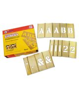 "C.H. Hanson 10148 1"" 92Pc Letter & Numberset"