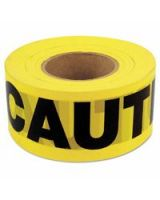 C.H. Hanson 337-16000 Caution Tape 3X1000 (Qty: 1)