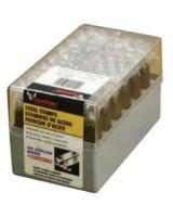 """C.H. Hanson 22550 1/2"""" Hd 27Pc Premier Letter Stamp Set"""