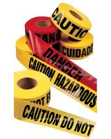 C.H. Hanson 337-15024 Caution Safety Tape Hazard Keep Away (Qty: 1)