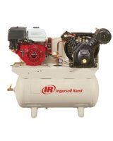 Ingersoll-Rand 2475F13Gh 13Hp Air Compressor 30 Gal Horizontal Tank