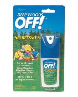 Raid/Off 395-94904 Deep Woods Off Sportsman1 Oz. Pump (Qty: 1)