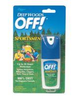 Raid/Off 94904 Deep Woods Off Sportsman1 Oz. Pump (12 BTL)