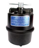 "Motorguard M-60 Mg M-60 Air Filter 1/2""Npt"